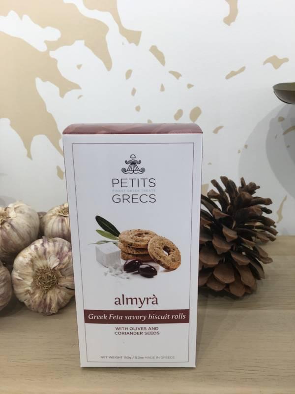 Βiscuit Salé Olives 150 G Petits Grecs Boite 2 Ef Zin Www.ef Zin.fr Alimentation Spécialités Grecque