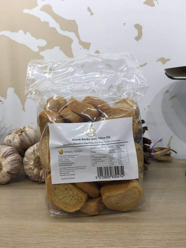 Biscotte Kythera 400 g KALOUDI SACHET