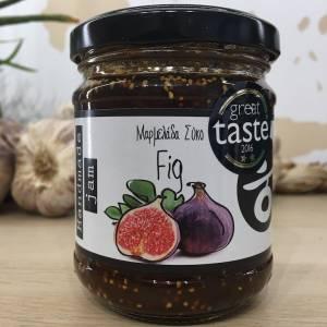 Confiture Figue 250 G Delicious Crete Bocale A Ef Zin Www.ef Zin.fr Alimentation Spécialités Grecque