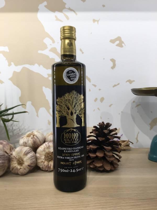 Huile D'olive Extra Vierge 750 Ml Monoxilitis Dorica 1 Ef Zin Www.ef Zin.fr Alimentation Spécialités Grecque