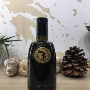 Huile D'olive Extra Vierge Seedless 500 Ml Fanourgakis Bouteille 1 Ef Zin Www.ef Zin.fr Alimentation Spécialités Grecque
