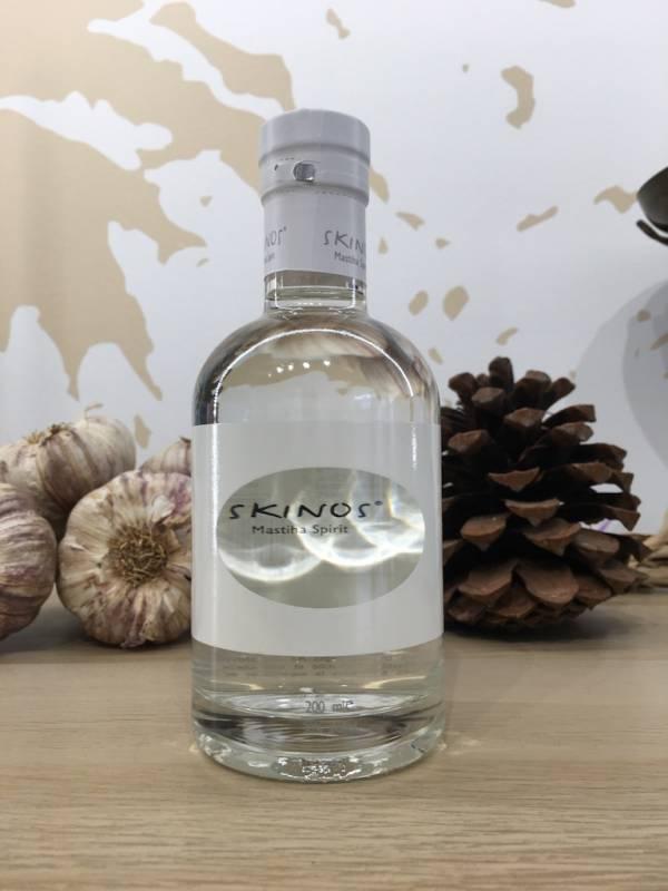 Liqueur Mastiha 200 Ml Skinos Bouteille 1 Ef Zin Www.ef Zin.fr Alimentation Spécialités Grecque