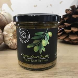 Tapenade D' Olives Verte 135 G Eva's Walk Bocale 1 Ef Zin Www.ef Zin.fr Alimentation Spécialités Grecque