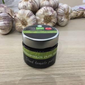 Tomate Seche à L'huile D'olive Séchées 80 G Antonopoulos Bocale A Ef Zin Www.ef Zin.fr Alimentation Spécialités Grecque