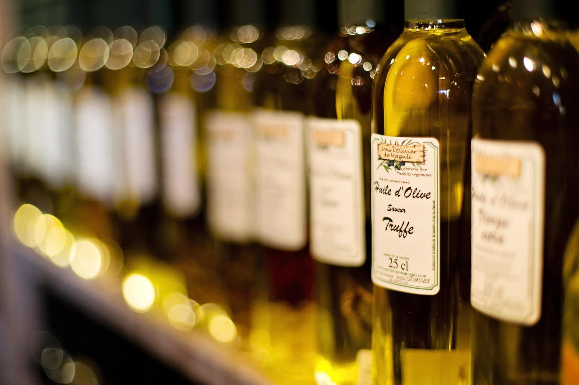 L'huile d'olive grecque : un atout santé indispensable