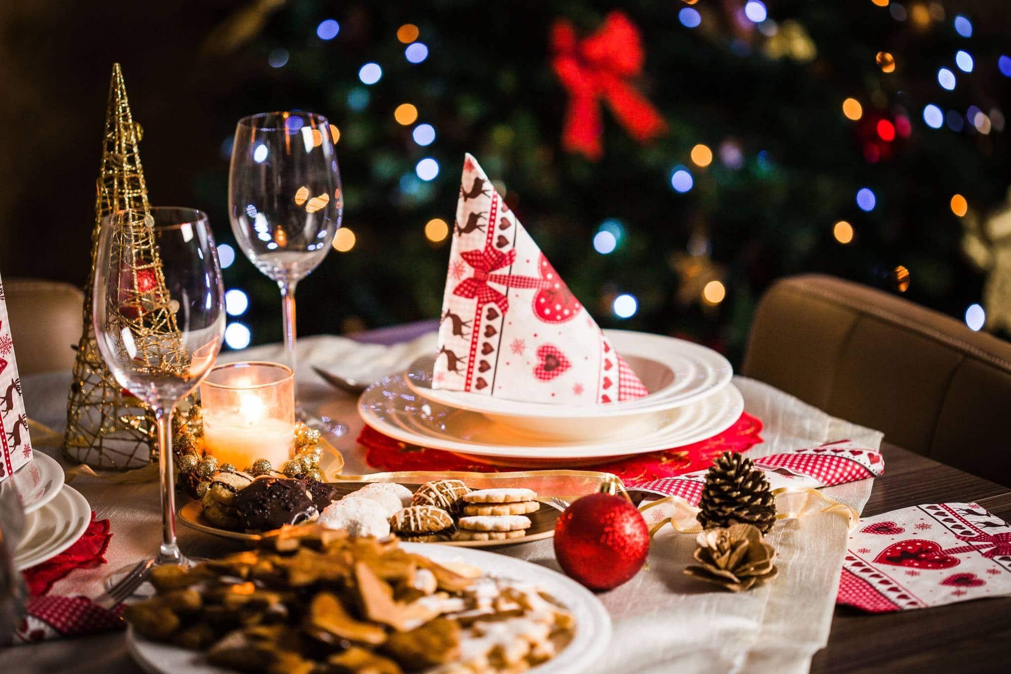 Les paniers garnis Grecs à offrir pour Noël