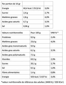 Biscuits Huile D'olive 200 G Xilofournos Maladakis Boite Fr