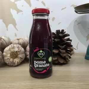 Boisson Grenade Bio 250 Ml Ode Bouteille 1 Ef Zin Www.ef Zin.fr Alimentation Spécialités Grecque