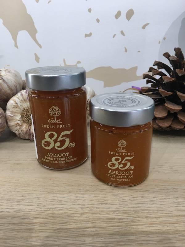 Confiture Apricot Geodi Bocale 2 Ef Zin Www.ef Zin.fr Alimentation Spécialités Grecque