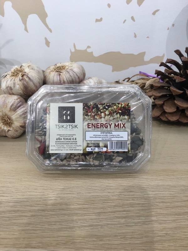 Energy Mix 170 G Tsik2tsik Sachet 1 Ef Zin Www.ef Zin.fr Alimentation Spécialités Grecque