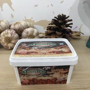 Halvas Chocolat & Amandes 450 G Kosmidis Boite 3 Ef Zin Www.ef Zin.fr Alimentation Spécialités Grecque