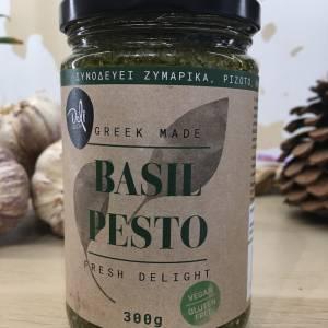 Pesto Basilic 300 G Deli Room Bocale A Ef Zin Www.ef Zin.fr Alimentation Spécialités Grecque