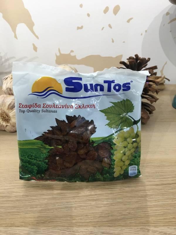 Raisins Secs Sultanina 200 G Tsik2tsik Sachet 2 Ef Zin Www.ef Zin.fr Alimentation Spécialités Grecque