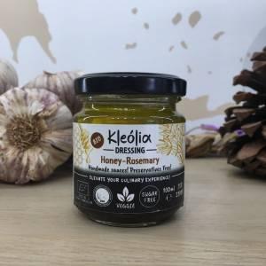 Sauce Miel & Romarin Bio 100 G Kleolia Bocale 1