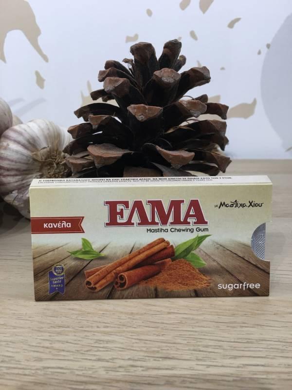 Swing Gum Mastiha & Canelle Mastihashop Boite 1 Ef Zin Www.ef Zin.fr Alimentation Spécialités Grecque