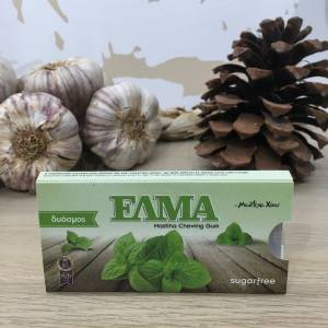 Swing Gum Mastiha & Menthe Verte Mastihashop Boite 1 Ef Zin Www.ef Zin.fr Alimentation Spécialités Grecque