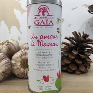 Thé Un Amour De Maman Bio 100 G GaÏa Sachet 1 Ef Zin Www.ef Zin.fr