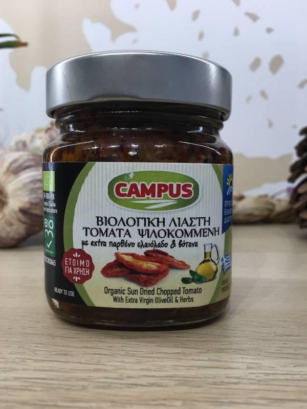 Tomate Séchés à L'huile D'olive & Herbes Bio 180 G Campus Bocale A Ef Zin Www.ef Zin.fr Alimentation Spécialités Grecque