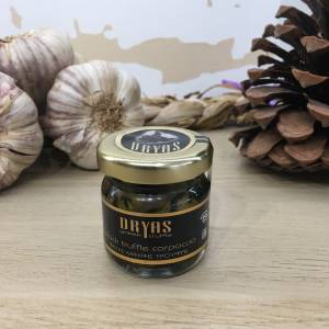 Truffe Noir Carpaccio 30 G Dryas Bocale 1 Ef Zin Www.ef Zin.fr Alimentation Spécialités Grecque