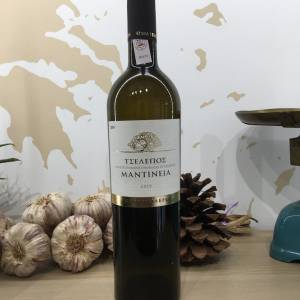 Vin Blanc 750 Ml Tselepou Madinia Bouteille 1 Ef Zin Www.ef Zin.fr Alimentation Spécialités Grecque